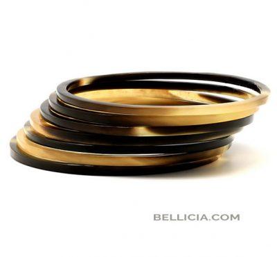 Buffelhoorn armbanden Bellicia