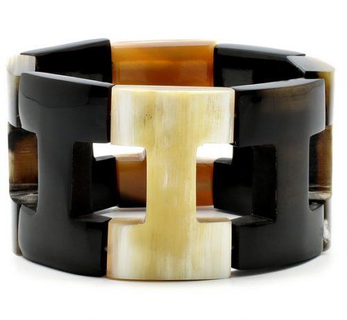 Buffelhoorn armband Bellicia.com