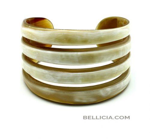 Buffelhoorn armband Bellicia